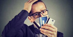 Compare as taxas de Juros do Rotativo do cartão de crédito