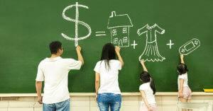 Planejamento financeiro familiar: como iniciar o ano sem preocupações